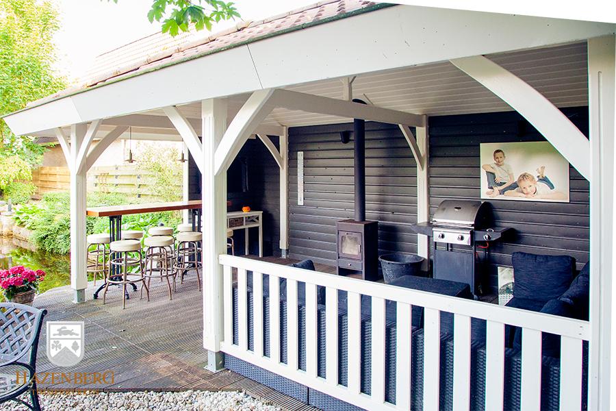Foto 39 s veranda 39 s hazenberg timmerwerken kwaliteit is onze kracht hazenberg timmerwerken - Te bouwen zijn bibliotheek ...