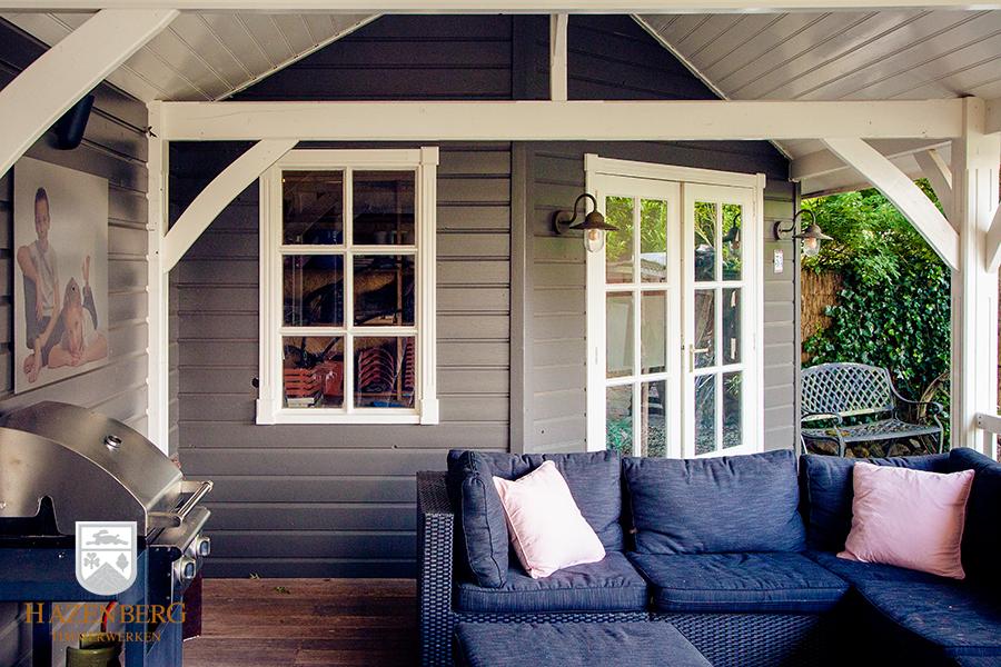 Veranda bouwen dronten 5 - Interieur van een veranda ...