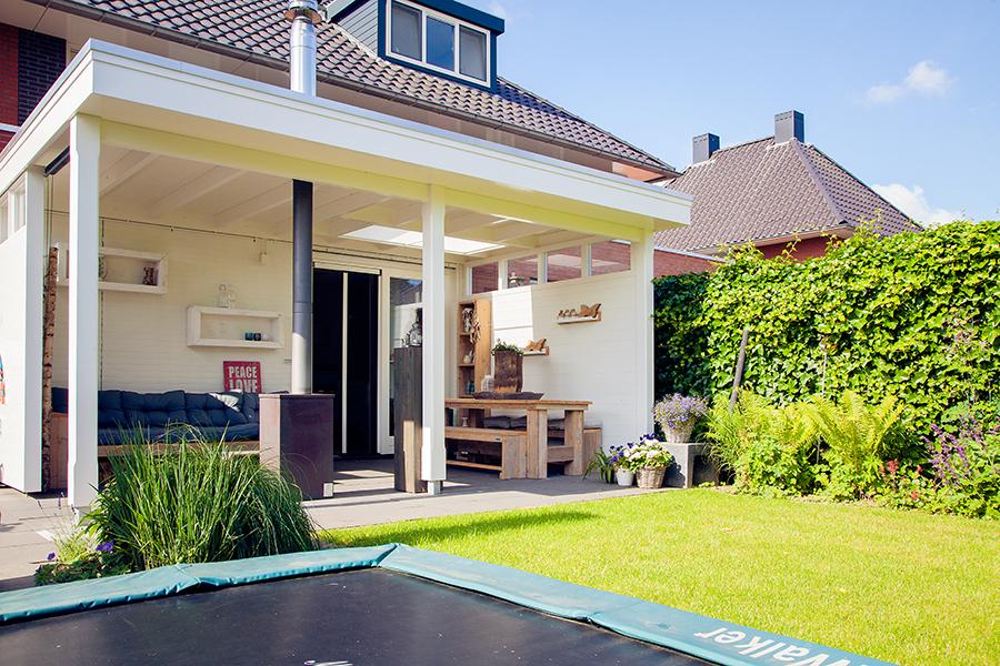 Veranda bouwen Zwolle